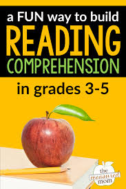 check out this fun way to teach reading prehension in grades 3 5