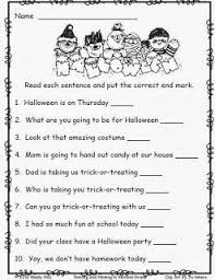 Phonics worksheet 2nd grade halloween when i was in the second grade we had a particularly so seeing a stack of sheets torn from the phonics workbook stapled together was pretty exciting i m not sure if i ever got around to the math the pup s quest app provides worksheets and other materials. Free October Printables 2nd Grade Reading Worksheets Halloween Worksheets Punctuation Worksheets