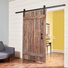 high style with low cost lumber and a few tricks rustic diy barn door