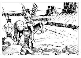 Native American Coloring Pages Pdf Free Coloring Pages