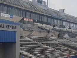 University At Buffalo Stadium Buffalo Seating Guide