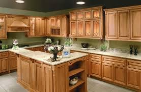 cream colored granite countertops with maple cabinets for kitchen designs