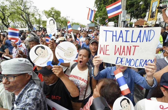 Thailand government