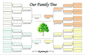 Free Printable Family Tree Nightcode Info