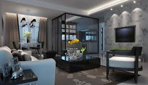 Modern Living And Dining Room Design Living Room And Kitchen Design Home Design Ideas