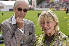 The most stylish of men, and such brilliant company. Stones Schlagzeuger Charlie Watts Wird 80