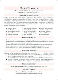 Abilities In Resume Resume Examples Skills And Abilities Section Rome