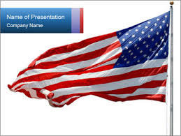 Red White And Blue Powerpoint Templates Red White And Blue Powerpoint Template Smiletemplates Com