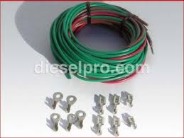 electrical tachometers 12 volts detroit diesel vdo wiring kit for electric tachometers