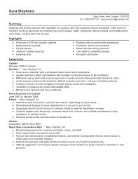 Summary For Resume Sample Resume Template Directory