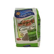Kamut flour - organic - lo conte le farine magiche - 500g