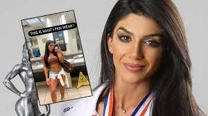 Milli sporcu Deniz Saypınar kıyafeti çok açık diye ABD'de uçağa alınmadı -  glbnews.com