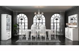 modern formal dining room furniture. Carmen White Dining Room. Room Furniture Modern Formal S