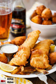 english pub fish and chips