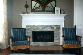 stone tile fireplace stacked stone tile fireplace header new surround with regard to putting stone over stone tile fireplace