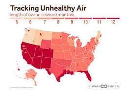 Climate Change Is Threatening Air Quality Across The Country