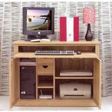 baumhaus mobel solid oak hidden home office. Baumhaus Mobel Hidden Home Office Solid Oak O