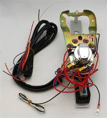 wiring harness harley davidson 400909 wiring harness complete for two piece tanks