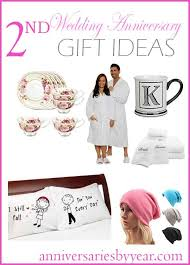 2 year anniversary twitter facebook google 2nd anniversary gift ideas