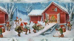 Christmas Elves Wallpapers - Top Free ...
