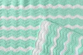 Crochet Ripple Pattern Mesmerizing 48 Crochet Ripple Afghan Patterns