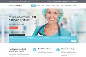 doctor template free download medicalpress health and medical html template free download