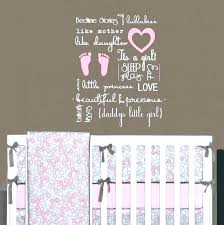 baby girls wall decals baby girl room wall decor wall decoration for baby girl room wall