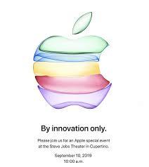 Apple Invites Media To September 10 Event At Steve Jobs