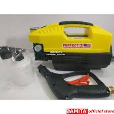 Máy rửa xe Perfect F9 - 1800W - Tặng kèm bình phun xà bông - Máy xịt rửa và  phụ kiện