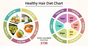 Healthy Vs Unhealthy Food Chart Diet Chart For Healthy Hair Patient Diet For Healthy Hair