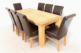oak dining room furniture best of modern contemporary dining table beautiful impressive dining room