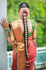 most beautiful south indian bridal look