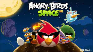 Angry Birds Space HD Original/MOD Apk V2.2.14