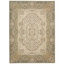 exploit kathy ireland rugs ki11 antiquities ant05 5 3 x 7 4 ivory area rug