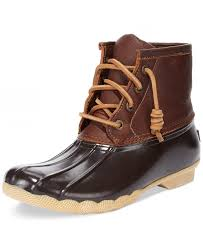 macy short leather boots simple sperry boots macys sperry top sider women s salt water