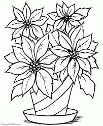 Small Picture Flowers Coloring Pages Free Printable Print Coloring Flowers