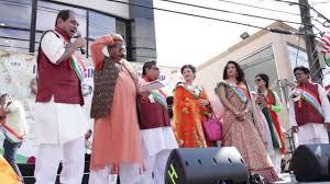 Edison Light Parade 2015 2015 India Day Parade Edison Nj
