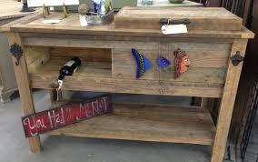 Wine Carts Cabinets Reclaimed Barnwood Bar Cart Cooler Cabinet Wine Bar Console