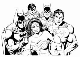 Small Picture Batman Superheroes Coloring Page Batman Coloring Pages Boys