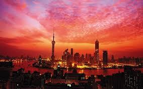 shanghai wallpaper