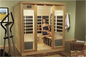Factory closeout and scratch & dent IR sauna models are available by  contacting the factory.