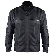 2019 summer ox cloth mesh breathable motorcycle jacket arm reflective strip design motocross riding jackets with protectors from niumou 86 33 dhgate com