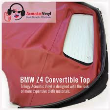Coupe Series black and pink bmw : 2003-2008 BMW Z4 (E85) Convertible Tops & Window: Black