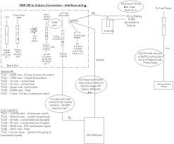 vw subaru conversion wiring diagram vw image thesamba com vanagon view topic starter wiring help on vw subaru conversion wiring diagram