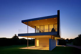 Brilliant Modern Guest House Bridgehampton Ny Deck To Simple Ideas