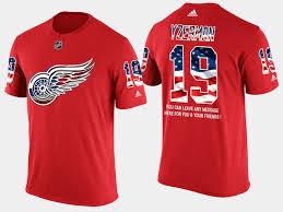 Retired Limited Black Red Gold Steve Yzerman Wings T-shirt Detroit dbeeeeafddd Doug's Running Blog: 01/01/2019
