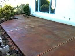 concrete paint ideas how to paint concrete porch patio paint colors photo 3 of 7 paint