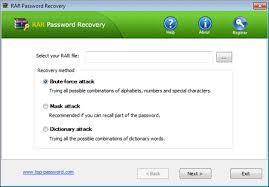 Winrar Password Remover How To Remove Winrar Password Winrar Password Remover