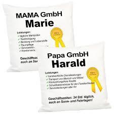 Kissen Mamapapa Gmbh