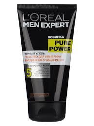 """Средство для умывания """"Men Expert, Pure Power, <b>Черный</b> уголь ..."""